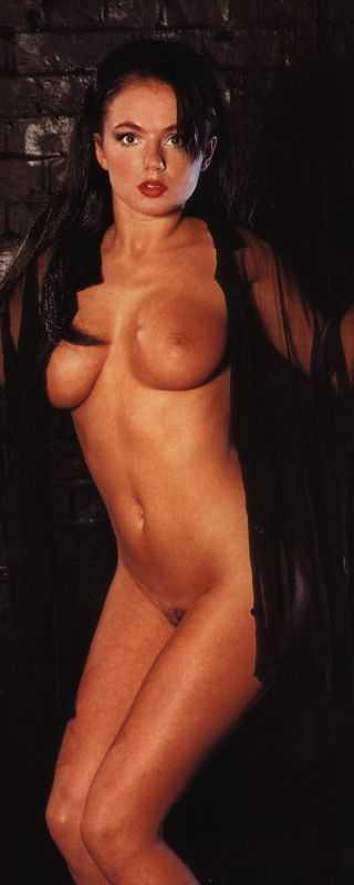 Ginger spice nude