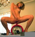 Sybian Riding Beauty!